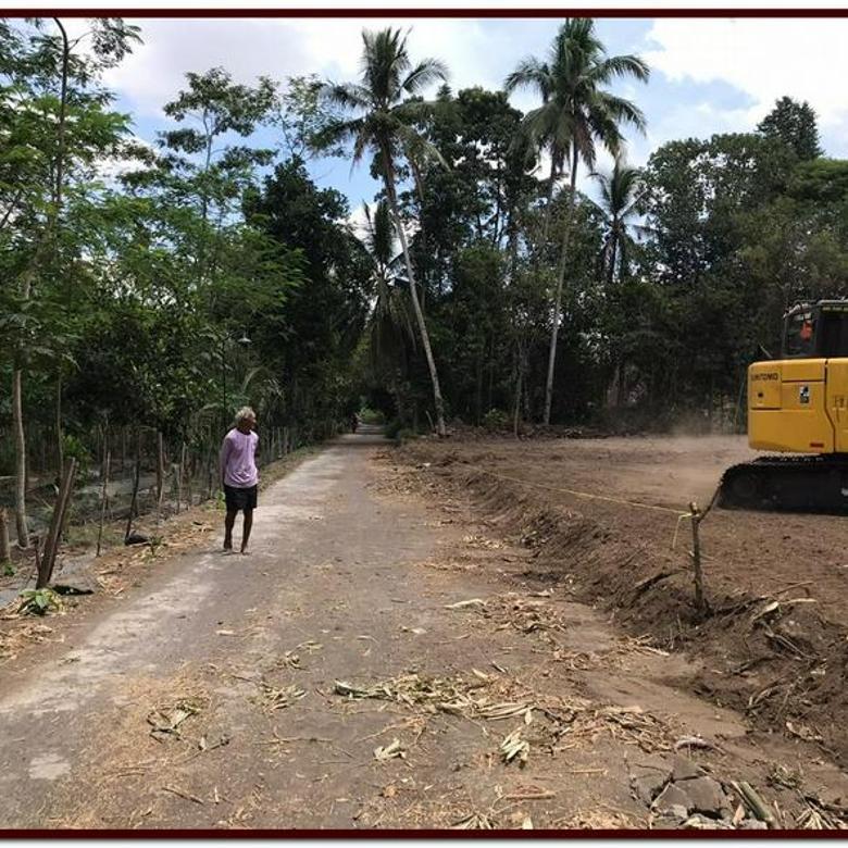 Pasti Untung: Tanah Jogja Legalitas SHM-P, Dekat Pasar Jangkang