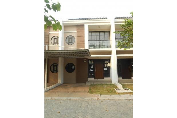 Di sewakan Rumah Cluster East Asia, Ukuran 6 x 18, Green Lake City 4292354
