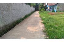 Tanah Kapling Siap Bangun 100 Meter Nempel Bukit Pamulang Indah