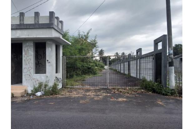 Tanah Murah Di JL Besi Jangkang Sleman, Tanah Dijual Dekat Kampus UII 16509667