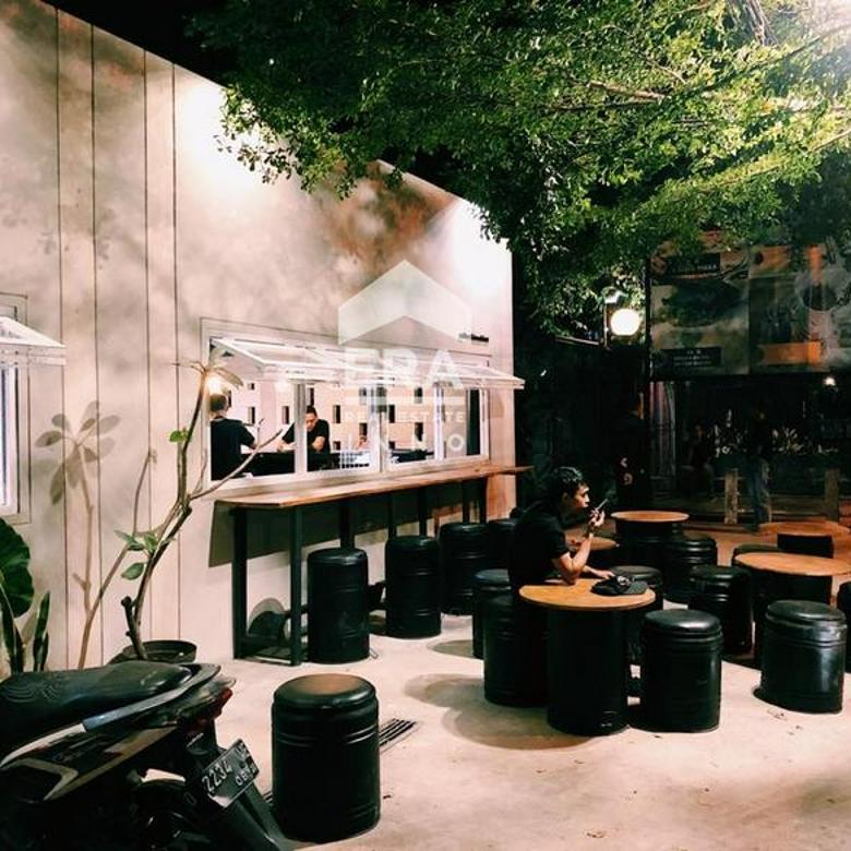 Rumah + Caffe Lokasi Strategis Dekat Dengan Kampus