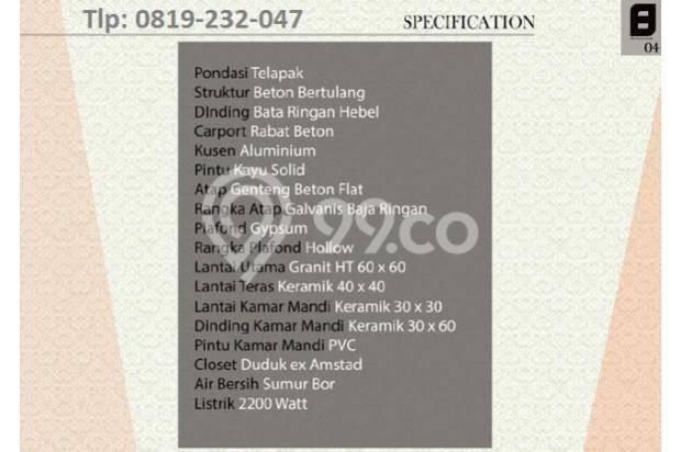 RUMAH DIJUAL: The Benda Residence (Tlp: 0819232047) Pamulang Tangsel 13697361