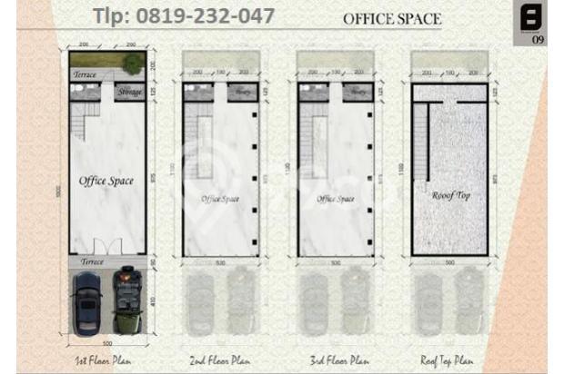 RUMAH DIJUAL: The Benda Residence (Tlp: 0819232047) Pamulang Tangsel 13697364