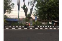 Tanah Pinggir Jalan Jendral Sudirman Dekat Tugu Cocok Hotel (sdh ada IMB)