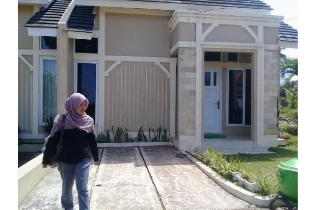 Rumah murah minimalis Cikancana Residence di Cianjur bangunan baru