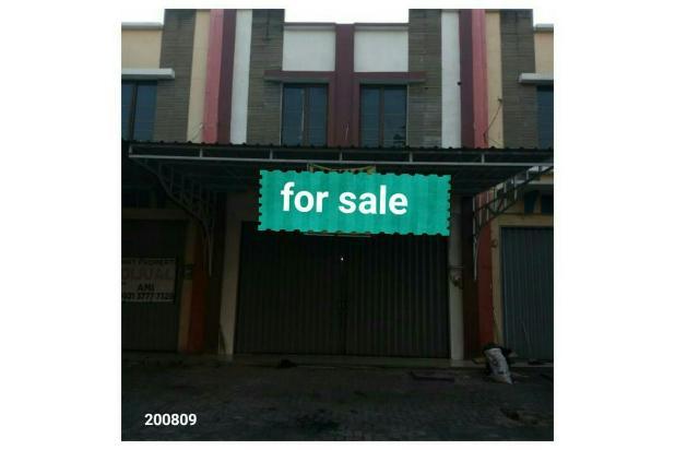 Rp1,8mily Ruko Dijual