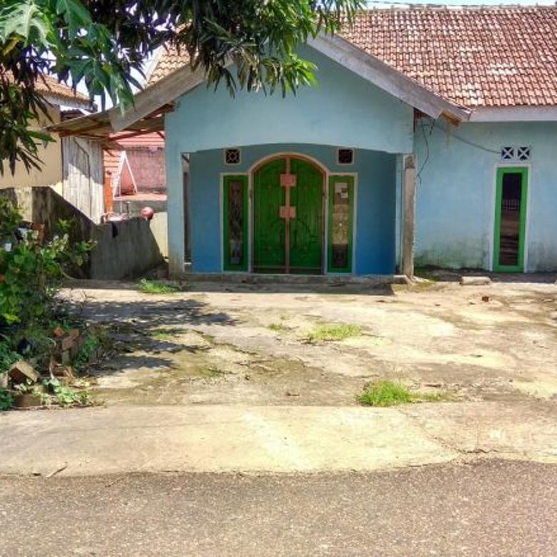 Rumah+Tanah 173 m2 (1,7 tmbk) dekat Pagar Drum 16 Kota Jambi