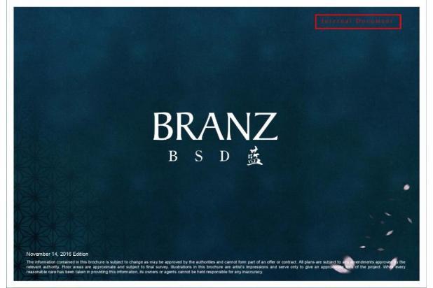 Apartemen Murah The Branz dengan Lokasi Strategis 14080143