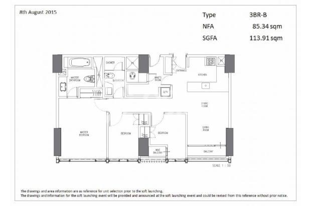 Apartemen Murah The Branz dengan Lokasi Strategis 14080181