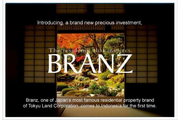 Apartemen Murah The Branz dengan Lokasi Strategis 14080192