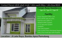 DP 10 PERSEN,  0821-4428-6853, Jual Rumah di Pamulang