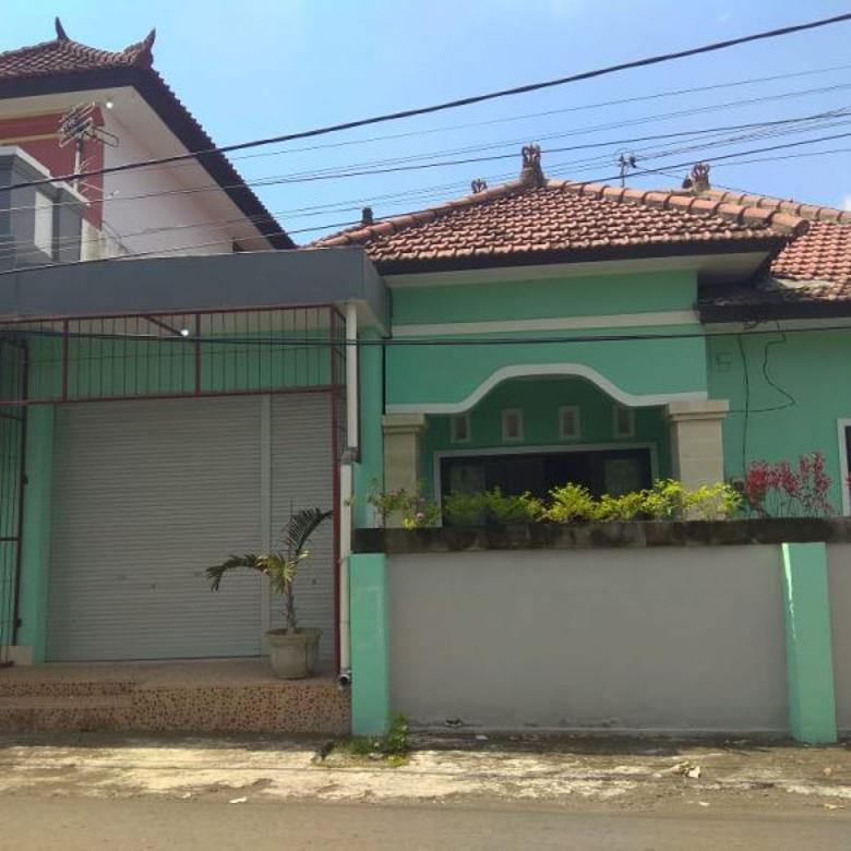 Rumah Plus Ruko Tukad Badung Renon Denpasar Dekat Ke Sidakarya