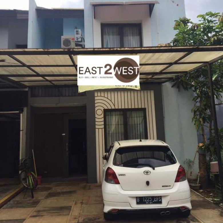 DIJUAL RUMAH KOST Studento Foresta BSD City Tangerang murah