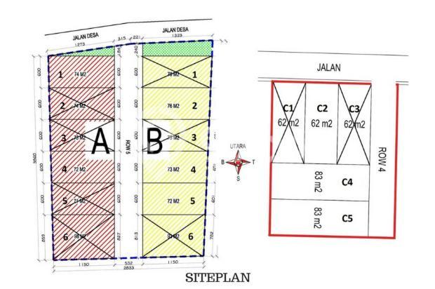 Cukup Modal 8 Juta, Anda Punya Rumah KPR DP 0 % di Sawangan 14417113