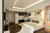 Furnished Studio Lt 6 !! Apartemen LA GRANDE TAMANSARI MERDEKA Bandung