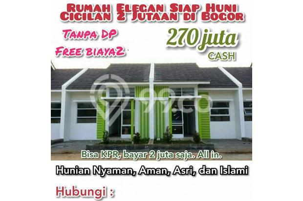 Rumah Elegan Siap Huni Bogor 20623658
