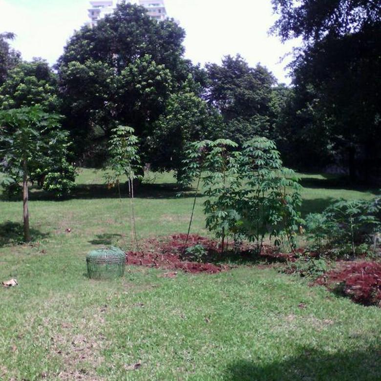 Tanah Bukit Golf Pondok Indah - View Lapangan Golf - Hadap Timur