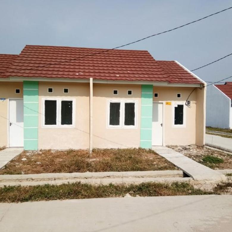 Rumah Minimalis Bersubsidi Uang Muka bisa dicicil 4X