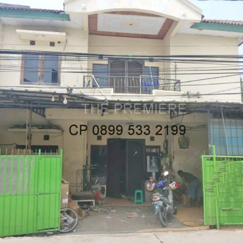 Rumah Hook Danau Indah Sunter Jaya Jakarta Utara