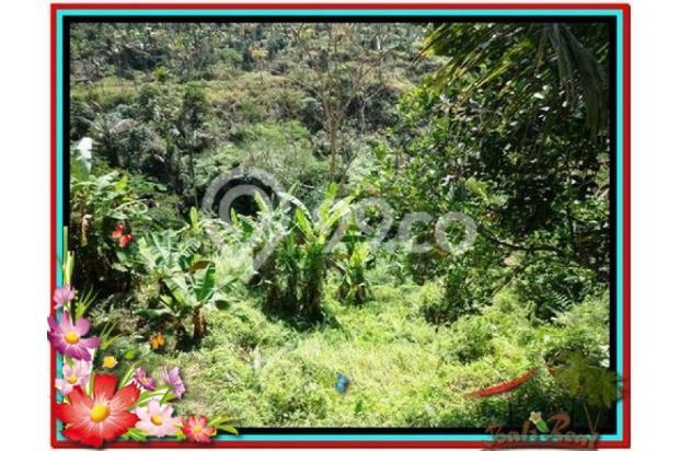 Cantik Alami, 1.500 m2  Tebing dan sungai besar di Ubud TJUB503  4292453