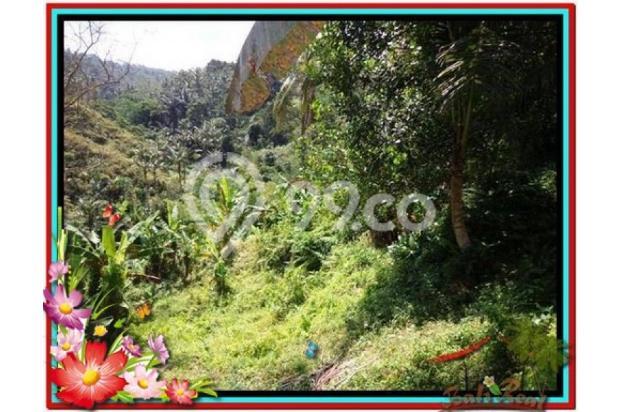 Cantik Alami, 1.500 m2  Tebing dan sungai besar di Ubud TJUB503  4292457