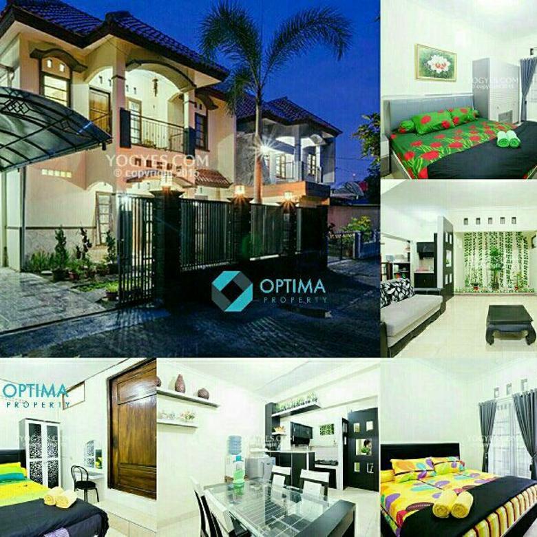 Rumah bs utk kost kos an Condongcatur dekat UGM,UNY,UPN,UII,Hartono Mall