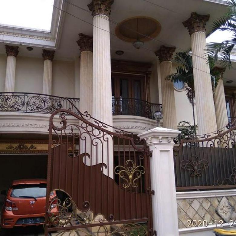 Rumah Mewah Cantik Asri Nyaman di Darmawangsa, Kebayoran Baru Jakarta Selatan