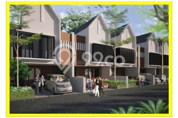 Townhouse Baru dan Mewah di Pejaten 17710835