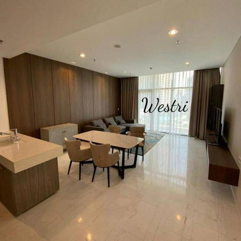 Apartemen Verde Two, 2BR Sz 171m2 Full Furnsihed View City, Kuningan Jakarta Selatan