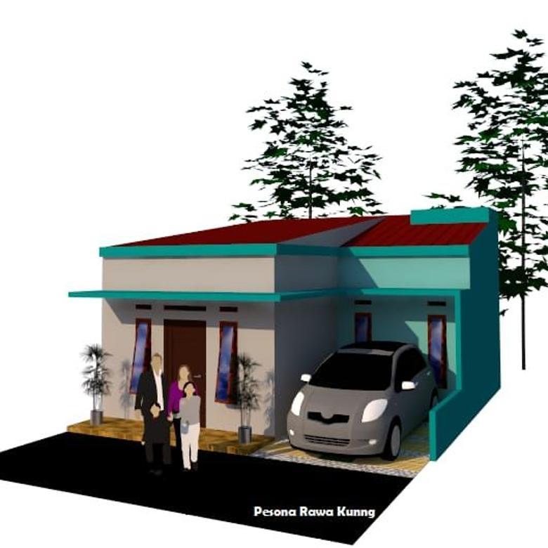 Siap Huni Dekat Terminal Pulogebang Sertipikat Hak Milik Rumah