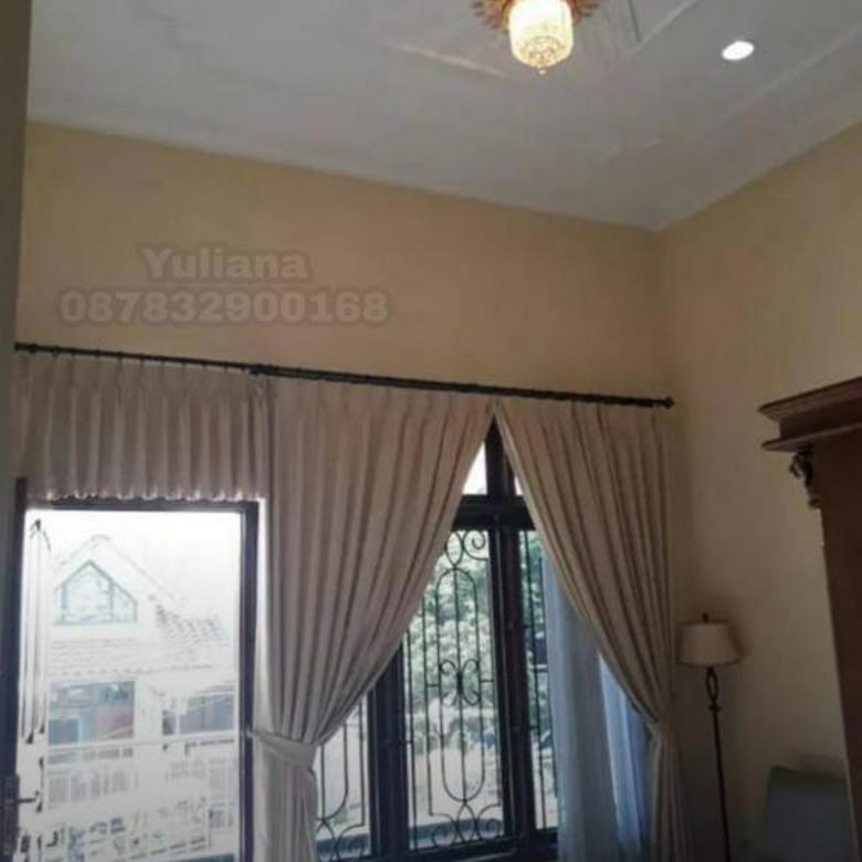Rumah tingkat 2 lantai siap pakai di Perumahan Villa Candi Asri, Semarang