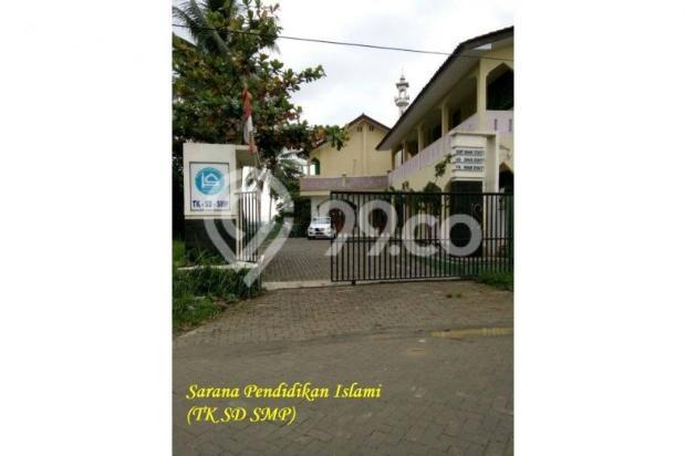 Perumahan Syariah DP 10 JUTA & TK SD SMP Islam dekat Stasiun Parung Panjang 12752013