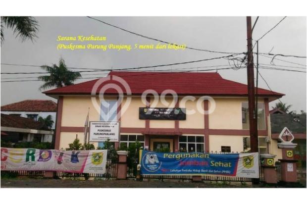 Perumahan Syariah DP 10 JUTA & TK SD SMP Islam dekat Stasiun Parung Panjang 12752015