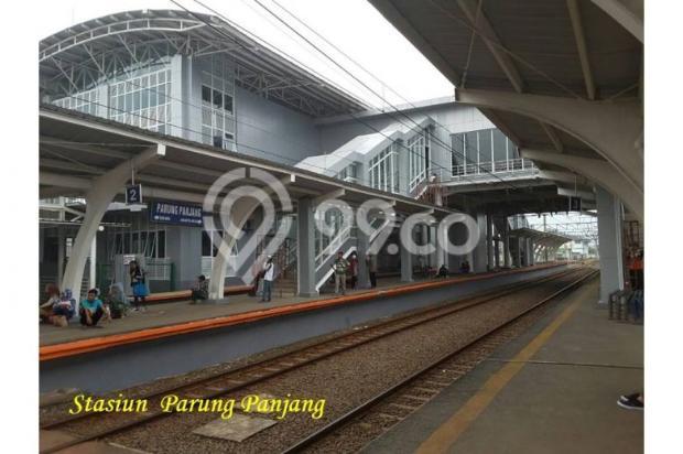 Perumahan Syariah DP 10 JUTA & TK SD SMP Islam dekat Stasiun Parung Panjang 12752020