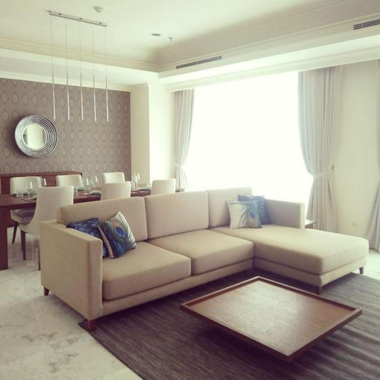Apartemen Botanica 2BR+1 High Floor Tower 3 Furnished Mewah