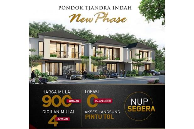 the new phase of pondok tjandra indah is revealing now