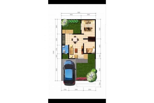 Cluster Asri dan Luas di Alana Green Residence 12749076