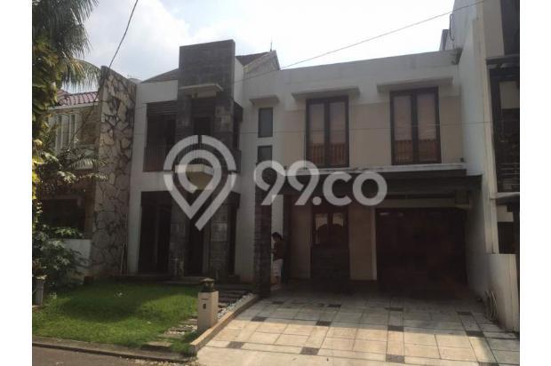 Dijual Rumah Bagus dan Mudah Berkembang di Senayan Bintaro (CPA 0030) 20467572