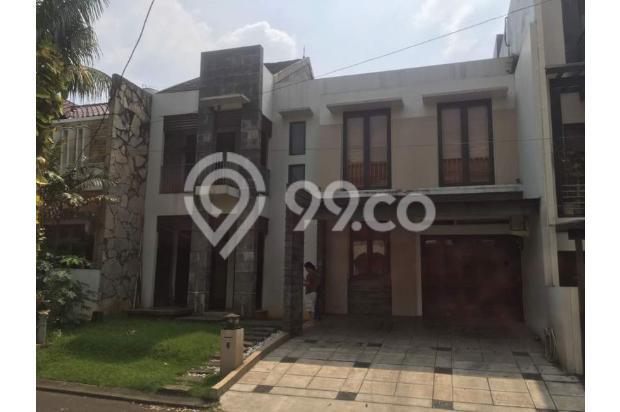 Dijual Rumah Bagus dan Mudah Berkembang di Senayan Bintaro (CPA 0030) 20467581
