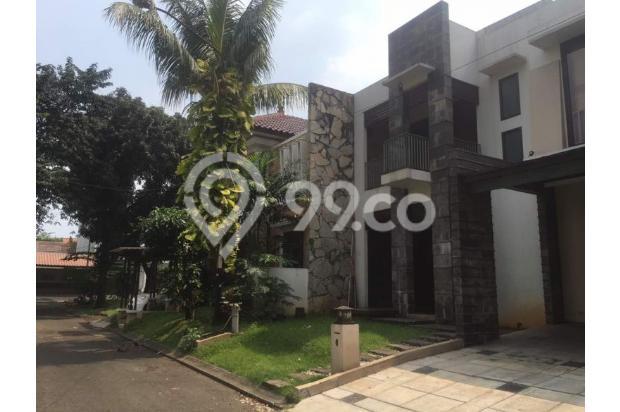 Dijual Rumah Bagus dan Mudah Berkembang di Senayan Bintaro (CPA 0030) 20467588
