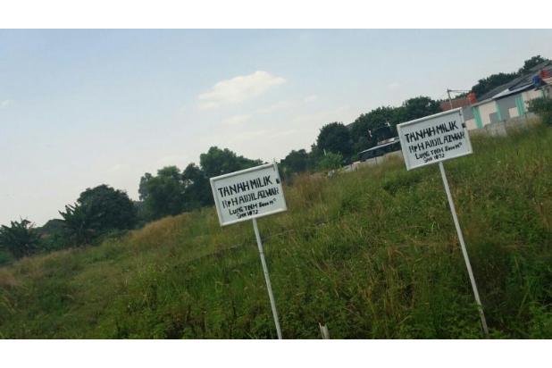 Rp23,3mily Tanah Dijual