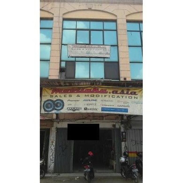 Ruko Disewakan Veteran Raya, Jakarta Selatan AG822