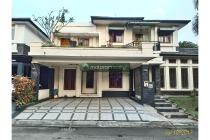 Dibawah Pasaran! Rumah Hoek Asri di Kawasan Elite Menteng Residence Bintaro