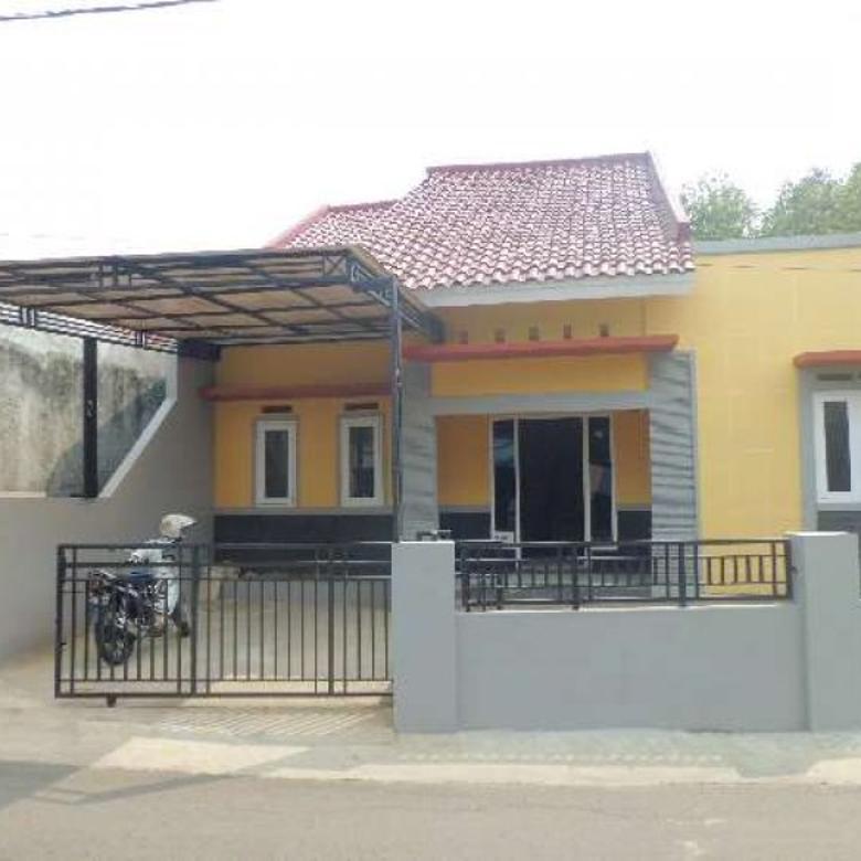 Dijual Rumah Strategis Pinggir Jalan di Bubulak, Bogor OP860