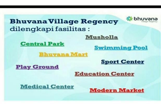 Bhuvana Village Regency 16521464
