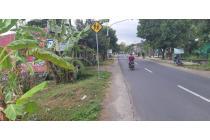 Tanah dijual, pusat kota Tanjung Lombok Utara, Provinsi Nusa Tenggara Barat
