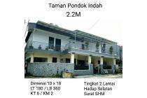 Rumah Taman Pondok Indah Wiyung Surabaya Siap Huni