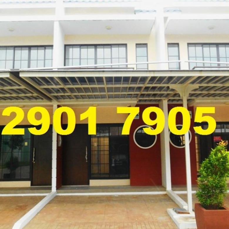 Disewakan rumah east asia Uk 4x15, Green lake city