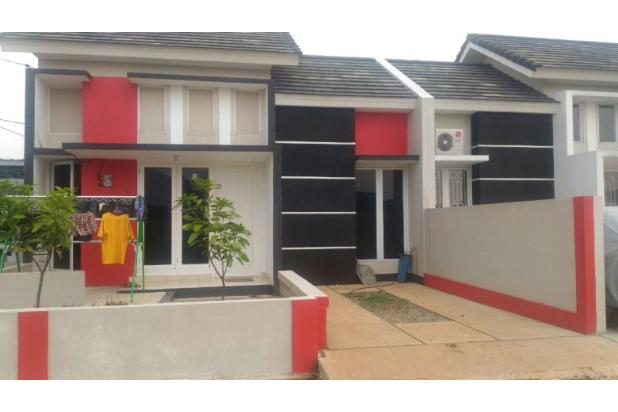 rumah ready stok di cibinong bogor tdp 15jt gratis semua biaya 13098381