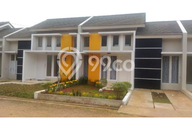 rumah ready stok di cibinong bogor tdp 15jt gratis semua biaya 13098383